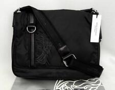 Versace Collection Medusa Black Shoulder Messenger Bag New