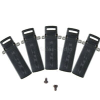 5X Original BaoFeng Waist Belt Clip UV-5R 8W UV-5RA BF-F8HP DM-5R Walkie Talkies