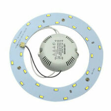 12W 24 LED Round Ceiling Lamp Panel LED Module Light Bulb Replace Lamp Source