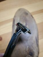 1965 to 1980 Vintage Schick Single edge SE Injector Safety Razor Type L NICE!!!