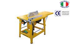 Tischkreissäge-Baukreissäge / Profi Ausführung mit Flachkeilriemen 220 & 380 V