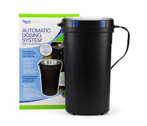 Automatic Dosing System for Fountains