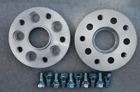 VW Caddy Life 2004 Onwards 5x112 57.1 20mm ALLOY Hubcentric Wheel Spacers