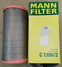 MANN C 1399/2 Luftfilter für Renault 19, Megane, usw.