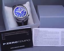 PIRELLI Chronometer Watch - Swiss Model 7921110025, BOX, ETA-2824-2 Automatic