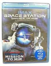 Space Station + Mission To Mir (Blu-ray Disc, 2008) - IMAX - NEW - SEALED
