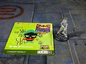 Batman Miniatures Game Goat Head Priest Knight Models Suicide Squad (GR523)