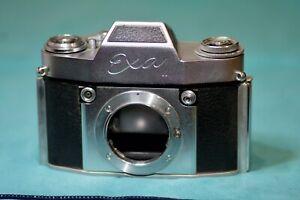 EXA II 35mm SLR Camera