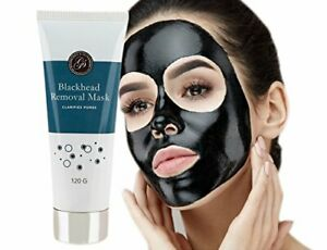 Grace & STELLA Black Head remover Active Charcoal 120G