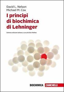 I principi di biochimica di Lehninger. ISBN: 978-8808920690