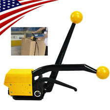 """A333 Manual Sealless Steel Strapping Tools Strap Width 1/2""""-3/4"""" 13-19mm Packing"""