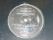 "LOVELAND featuring the voice of RACHEL MCFARLANE - Don't make me wait - 12"" Viny"