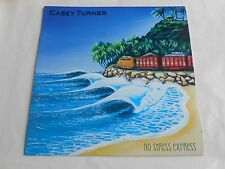 """Casey Turner No Stress Express CD Promotional Packaged On A 12"""" LP Size Sleeve"""