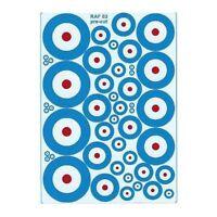 RAF Roundels Self Adhesive Vinyl Decals  RAF03  BECC
