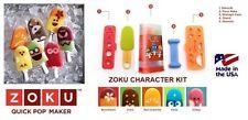 "Zoku: ""Character kit"" set per personalizzare i ghiaccioli Zoku -"