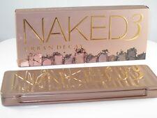 Urban Decay Naked 3 Eyeshadow Palette Gorgeous Shades!  NIB!!