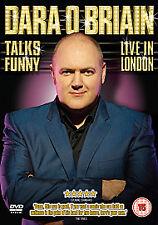Dara O'Briain - Talks Funny - Live In London (DVD, 2008)