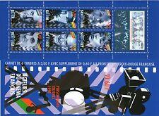CARNET BC3193 NEUF XX NON PLIE - ACTEURS FRANCAIS PERSONNAGES CELEBRES 1998