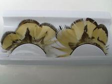 Faux cils 3 plumes