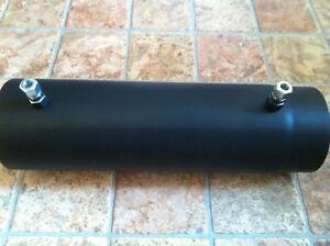Exhaust Gas Heat Exchanger rauchrohr DN200 Water-Bearing Stainless Steel