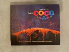 The Art of Coco, Pixar's Coco Concept Art Book Like New!!!!!!