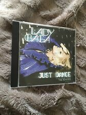 Lady Gaga Just Dance Featuring Colby O'donis The Remixes CD Single Promo