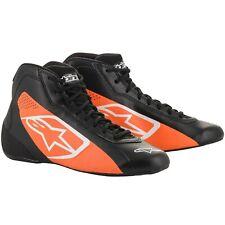 Alpinestars Tech-1 K Start Shoes 2020 Black / White or Orange Karting Race