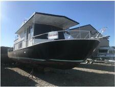 Steel 40' House Boat Riverqueen