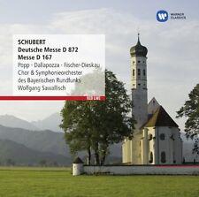 Wolfgang Sawallisch - Schubert: Deustche Messe [CD]