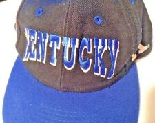 VTG Kentucky Wildcats Late 90s Top of the World BLOCKHEAD 7 3/8 Fitted Hat