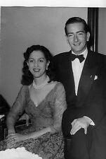 Wedding guest of Prince Rainier + Grace Kelly 1956, Original Vintage Press Photo