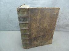 In-Folio: TRESOR CHRONOLOGIQUE ET HISTORIQUE. Par P. de S. Romuald. 1647. T3.