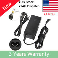 POWER ADAPTER LAPTOP CHARGER FOR SAMSUNG QX411 RV510 NP-QX411 RV511 19V 3.16A