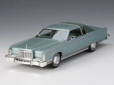 GLM lincoln continental Coupe 1976 Green met. 1:43 (glm101602)