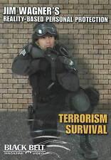Terrorism Survival by Jim Wagner (DVD, 2003)