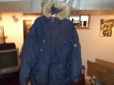 Sean John Snorkle Parka Down Mens XL With Fur Ruff