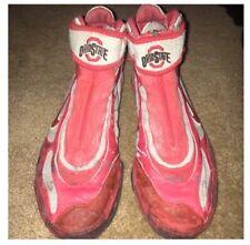 Rare Nike Osu 2K4s Wrestling Shoes Sample Lbn. Size 10 .rulon kolat inflict