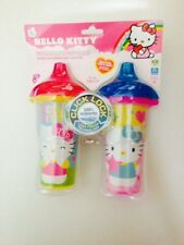Munchkin Hello Kitty 9 Oz Insulated Sippy Cups - 2Pack