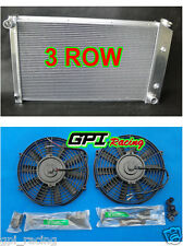 Aluminum Radiator Pontiac Firebird Trans Am 1970-1981 1976 78 1979 + fan nl
