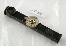 LEICA rangefinder Entfernungs-Messer Leitz FODIS Nr. 1 1924 feet /20