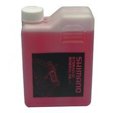 Shimano - aceite mineral para frenos de disco 1 L