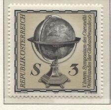 Austria Austria 1554 simposio, del Coronelli-hermanadas-Globus - 1977 **