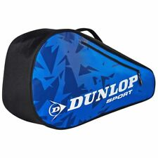 Dunlop Tac Tour 3 Tennis or Squash Racquet Racket Bag - Blue - Authorized Dealer