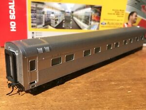 Auscision NSWGR FAM Stainless Steel Sleeping Car