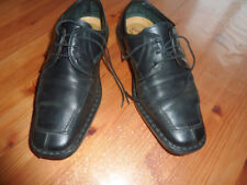 FLUCHOS Chaussures Derbies 40 homme Noir mocassins  CASUAL  cuir