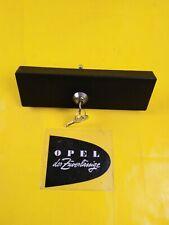 NEU + ORIG Opel Radio Abdeckblende Autoradio Blende Diebstahlschutz abschließbar