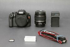 Canon EOS Rebel T2i 18.0MP DSLR, EF-S 18-55 II, Tested, Clean & Nice, Free Ship