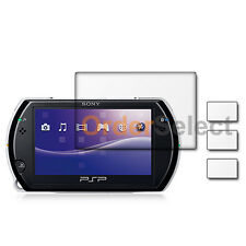 3X Ultra Clear HD LCD Screen Shield Guard Protector for Sony Playstation PSP GO