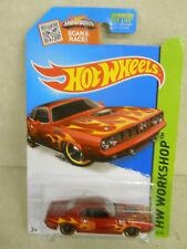 Hot Wheels '71 Hemi Cuda, 2015 Heat Fleet