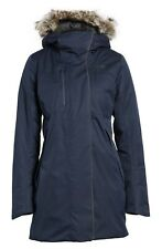 Women's The North Face Far Northern Waterproof Down Parka With Faux Fur Trim S